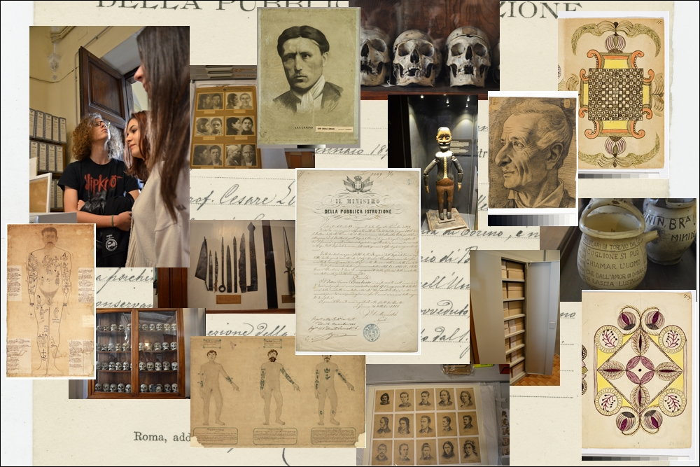 Collage Lombroso percorso 1
